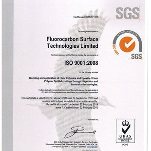 ISO 9001 FST